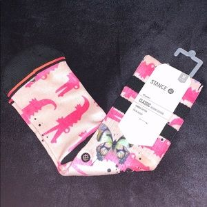 Stance Socks Alligator Pie (Medium) BNWT